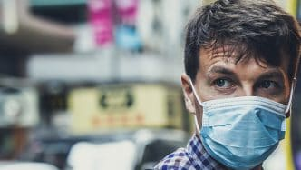 страх от коронавирус