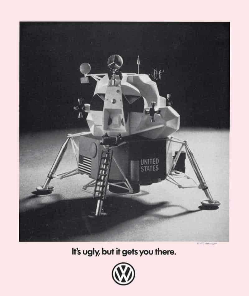 Рекламна кампания на VW